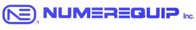 Logo Numerequip Inc