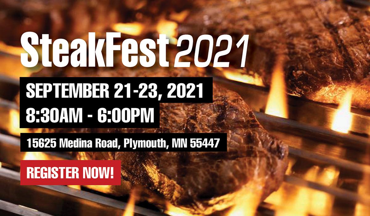 Concept Machine: SteakFest 2021: September 21-23