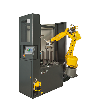 MillStacker Premium 20/35 - Loading robotic solution