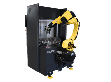 VIRTUAL TOUR OF OUR NEW COMPACT ROBOTS